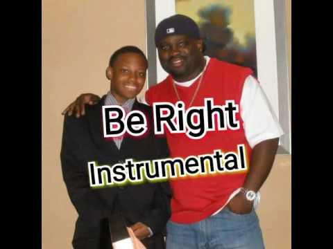 Keith Wonderboy Johnson's Be Right Instrumental By: Malcolm Musicman Ramsey