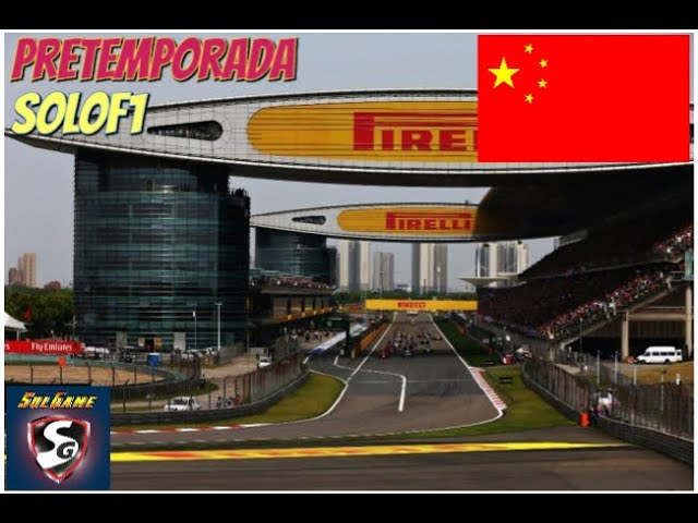 🔴 F1 2020 - Retransmisión SoloF1 //  Pretemporada (Gp China)
