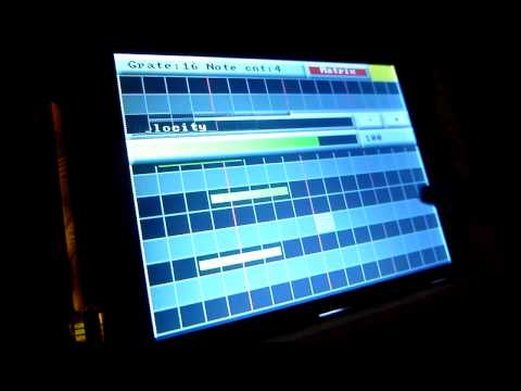 Prxos - Arduino Operating System Video 10 (Midi Sequencer)