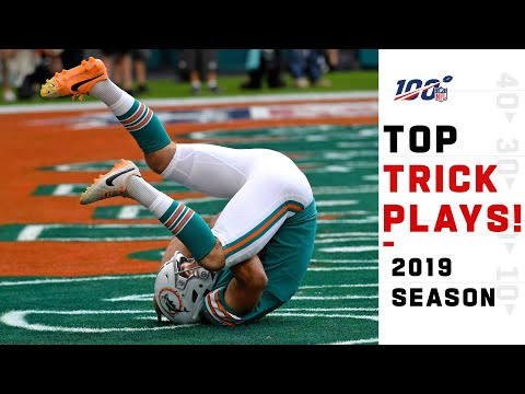 Top Trick Plays of the 2019 Season!