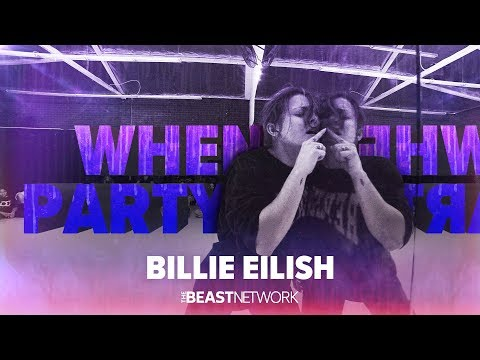 "BILLIE EILISH - ""When The Party's Over"" 