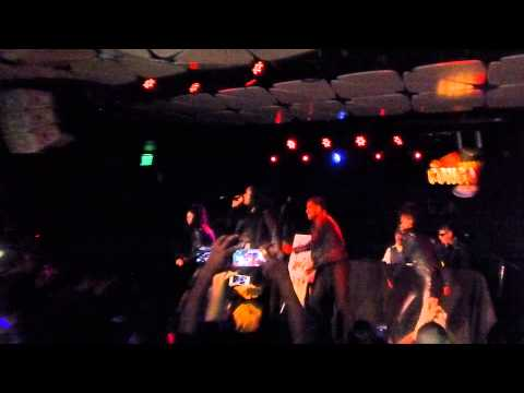 Trinere - When I Hear Music (Conga Room, Los Angeles CA 2/14/14)