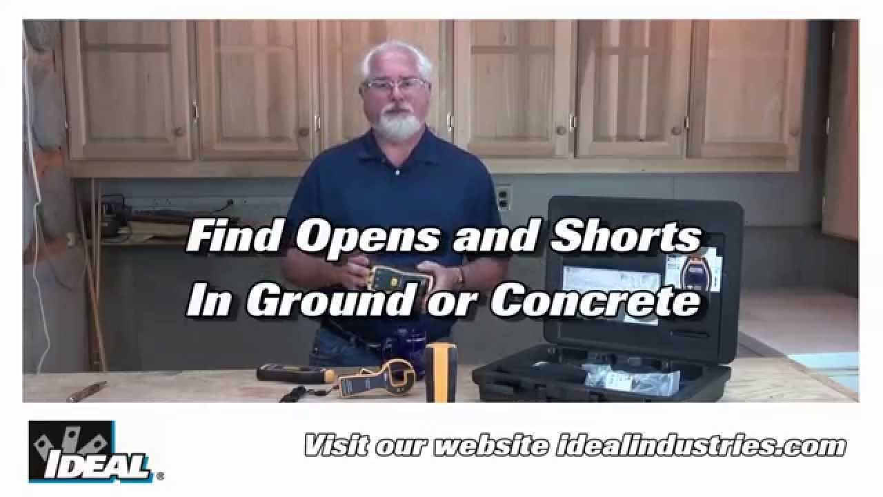Suretrace Circuit Tracer From Ideal Industries Electrical Electric Http Sparkylearningwikispacescom Contractor Utility Youtube
