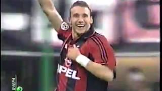 Milan - Juventus. Serie A-1999/00 (2-0)