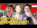 KAMI SUDAH BETAH DI INDONESIA ♥