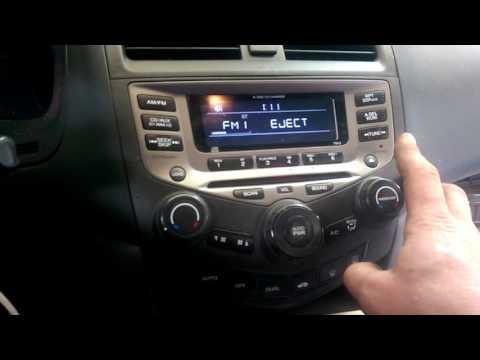 Lancaster Honda working radio
