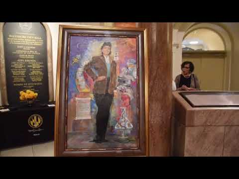 Henrietta Lacks Portrait Unveiled And Housed At The Smithsonian Museum