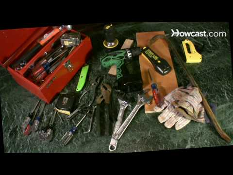 How to Put Together the Perfect Home Tool Kit