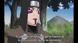 Naruto Shippuden 262 sub español 2/2