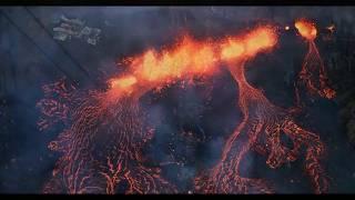 El volcán kilauea causa evacuación total fema ordena trasladar a todos en el area.22/6/18