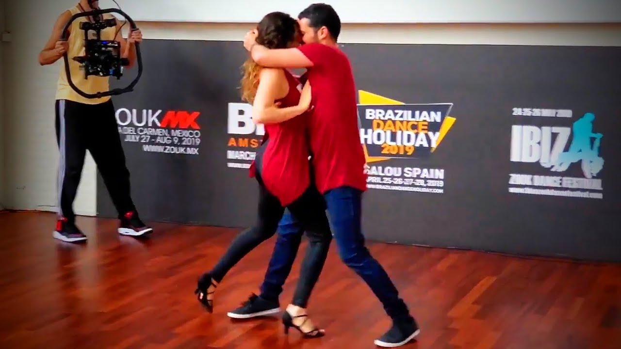 Ed Sheeran - Galway Girl   Lambada Dance   Amsterdam Brazilian Dance  Festival 2019