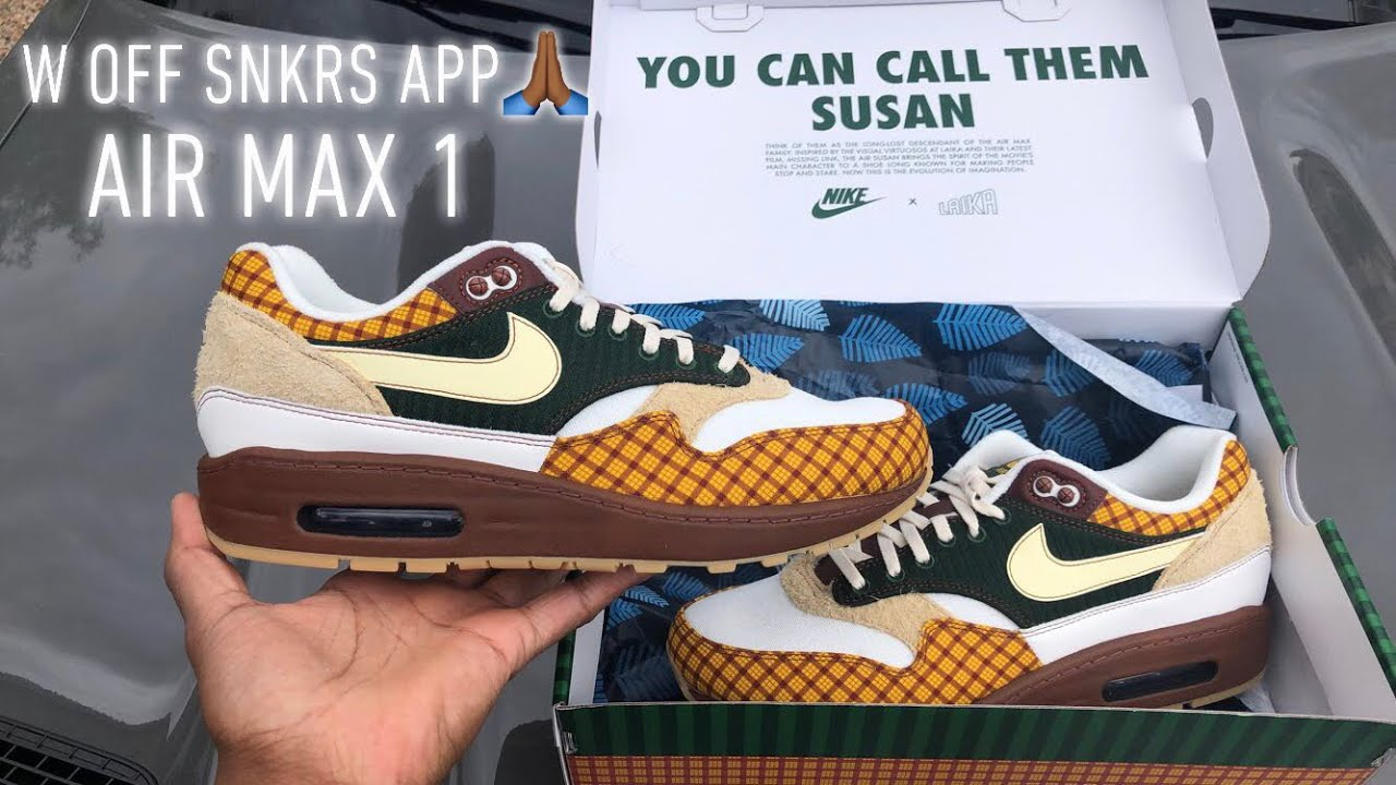 new product 3420e c2dbd Air Max Susan Unboxing + Review