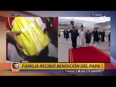 EN VIVO | Especial #FranciscoEnChile