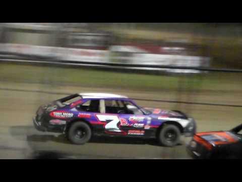 Hobby Stock Amain @ Marshalltown Speedway 04/07/17