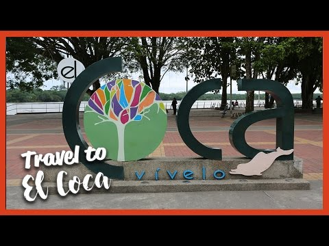 Travel to El Coca, Ecuador
