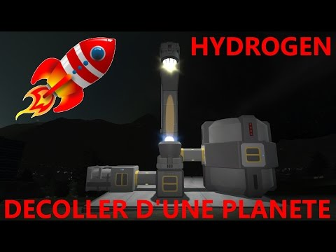 ☻SPACE ENGINEERS | Tutoriel -16 # | Hydrogen / Quittez une planète [FR-HD]