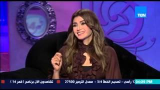 قمر 14 - الفنانة هبة عبد العزيز تكشف عن دور مسلسل الكبير ودور