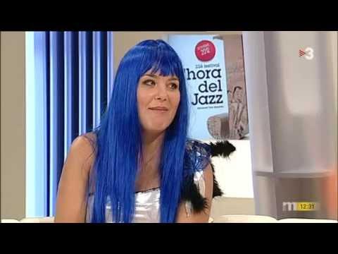 """Dácil presenta """"Criatures"""" a """"Els Matins de TV3"""""""