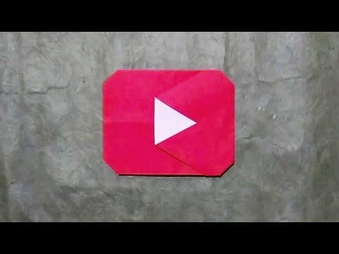 [Stop Motion Animation] Origami Youtube Play Button ▶ Tutorial (Hadi Tahir) Mp3