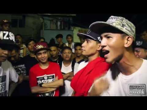 SUNUGAN KALYE   Mazta / Geeflow vs Zyca / Balong