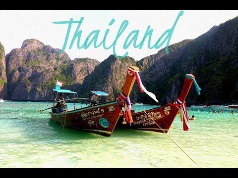 Thailand Phuket - Big Buddha, Elephants, Phi Phi