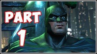 Batman Arkham City - Part 1 - Welcome to the City!
