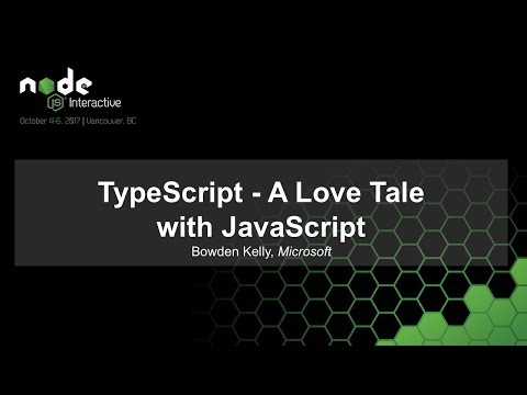 TypeScript - A Love Tale with JavaScript