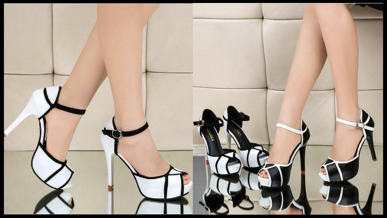 1b14d1bd9a Trendy Summer Hollow Buckle Women's Shoes 2018 / High Heels Platform shoes  For Women