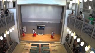 日本のテルマエ・ロマエ、群馬県の草津で湯もみと草津節を見てきました。湯もみ体験もできます。 Kusatsu in Gunma Prefecture, Japan has an unique culture...