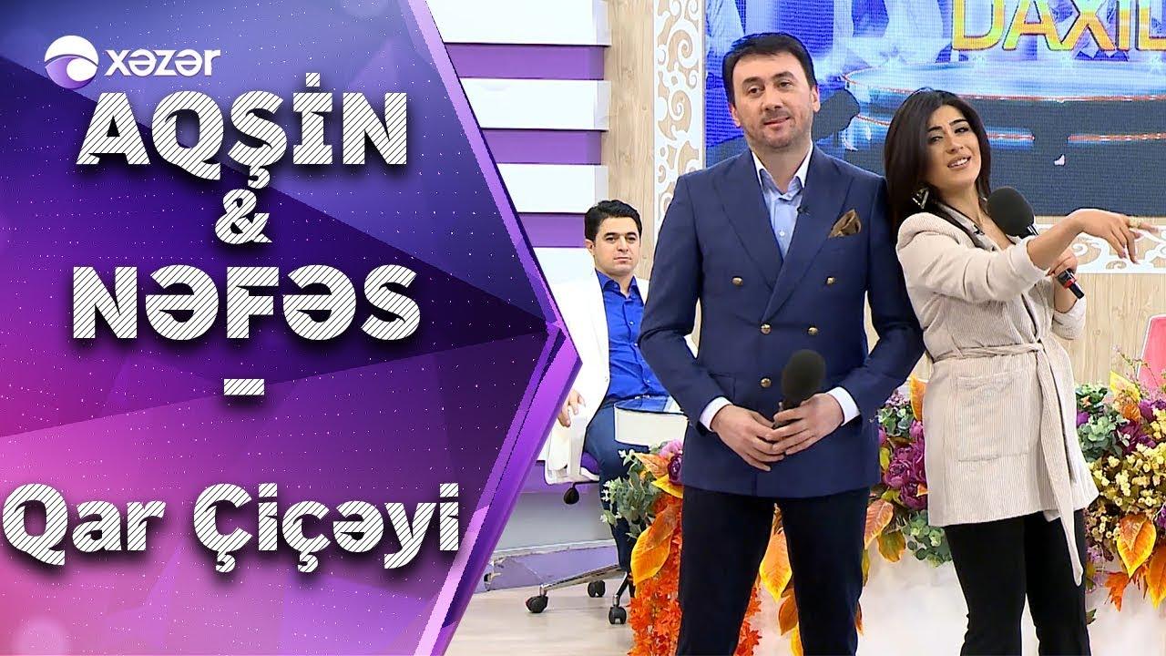 Aqsin Fateh Nəfəs Qar Cicəyi Youtube
