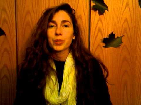 Gina Haugen Student Ambassador USA Pavilion Italian Language