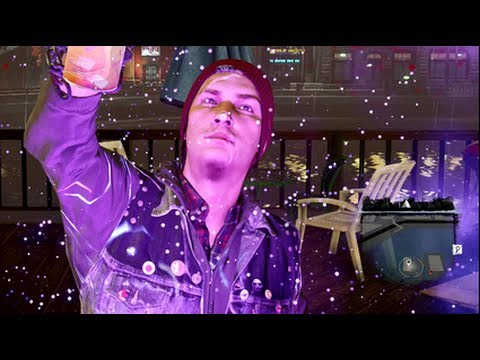 DAMN THAT'S A LOT OF DRUGS! [inFAMOUS Second Son] #05