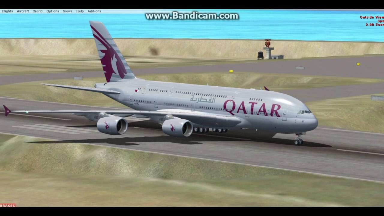 qatar a380 tribute fsx - photo #7