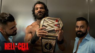 WWE Champion Jinder Mahal has a message for his critics: Exclusive, Oct. 8, 2017