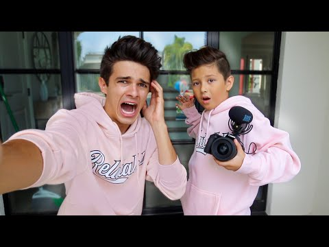 MEETING THE MINI BRENT RIVERA!?