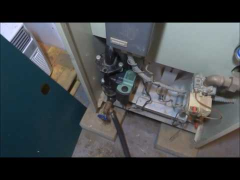 circulator on heating system making funny noise part 1 of 2