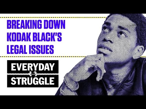 Can Kodak Black Rebound From Legal Troubles? |...