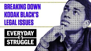 Can Kodak Black Rebound From Legal Troubles? | Everyday Struggle