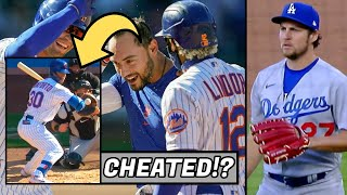 Mets Get CALLED OUT For CHEATING!? Trevor Bauer ANGRY at MLB, Lance Lynn (MLB Recap)