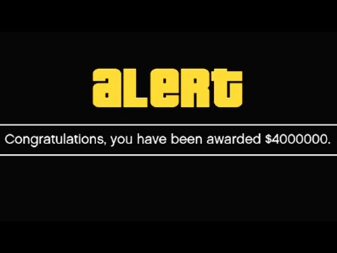 HOW TO GET FREE MILLIONS IN GTA 5! (GTA 5 ONLINE)