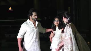 B Town Celebrities At Sonam kapoor's Sangeet & Mahendi Ceremony