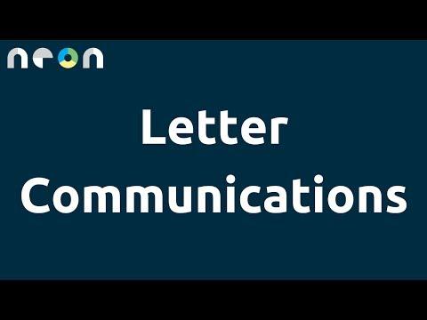 Letter Communications