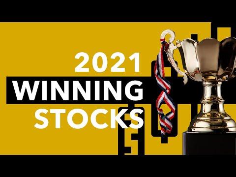 2021 Winning Stocks