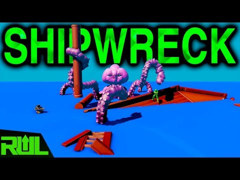 HALO 5 | SHIPWRECK on SKULL ISLE | FORGE PUZZLE MAP w/ The MainStreamers (Halo 5 Guardians Xbox One)