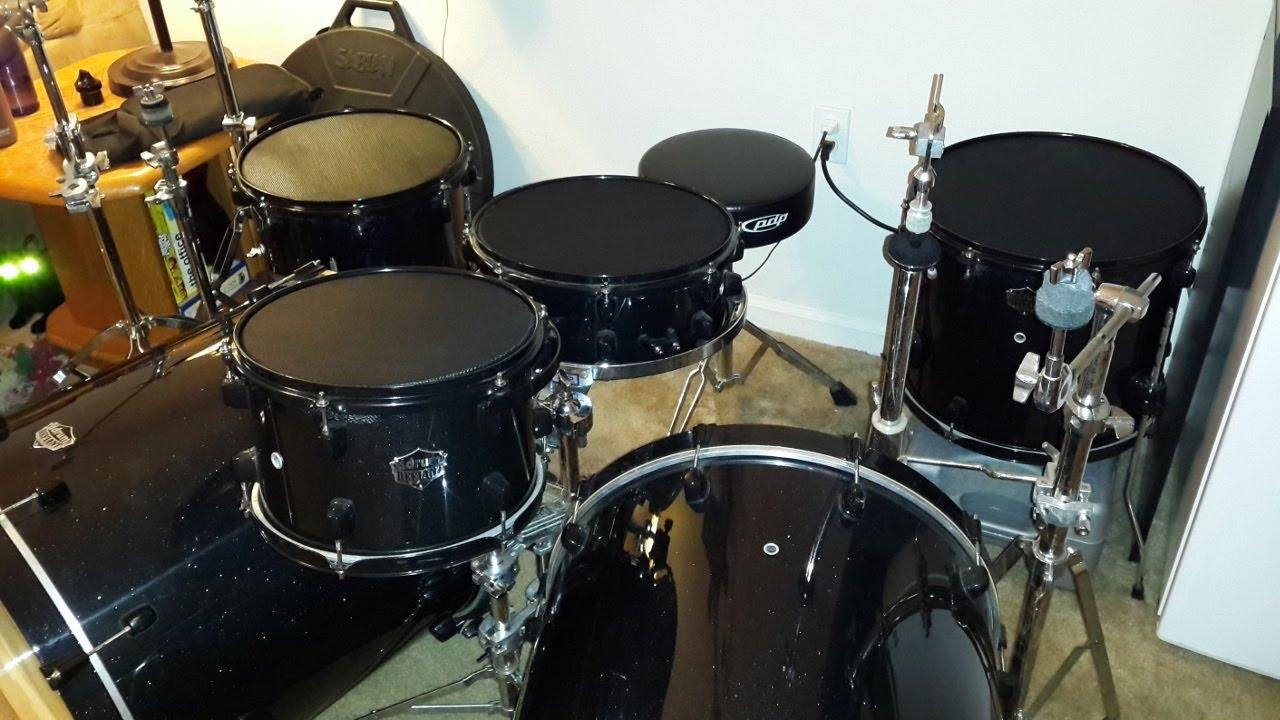 diy mesh drum heads. Black Bedroom Furniture Sets. Home Design Ideas