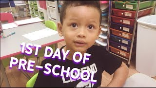 channing-s-first-day-of-school-gets-emotional-mightyfamilyvlog-mightyduck