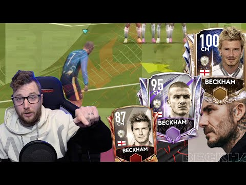 We Actually Got a FREE David Beckham Icon in FIFA Mobile 21! And You Can Turn Him Into A Prime Icon!