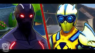 OMEGA vs VENTURION - A Fortnite Short Film