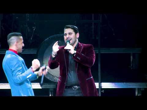 Gad Elbaz Live at Kings Theatre Ny 2018 - True Love ft Alon DeLoco