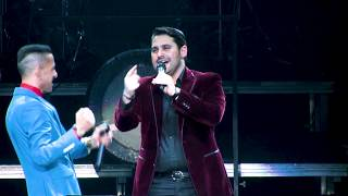 Gad Elbaz Live at Kings Theatre Ny 2018 - True Love ft Alon DeLoco